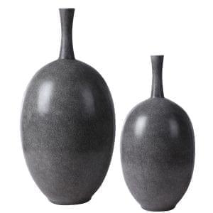 Uttermost Riordan Modern Vases, S/2