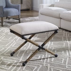 Uttermost Firth Small Bench