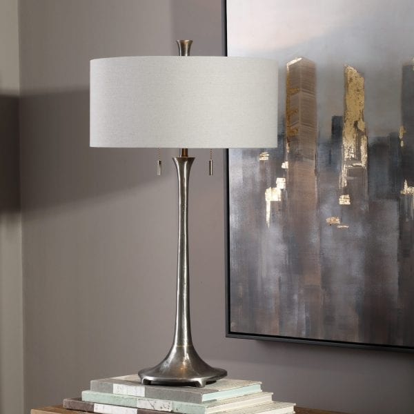 Uttermost Aliso Cast Iron Lamp