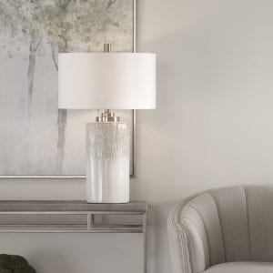 Uttermost Georgios Cylinder Table Lamp