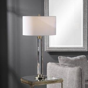 Uttermost Davies Modern Table Lamp
