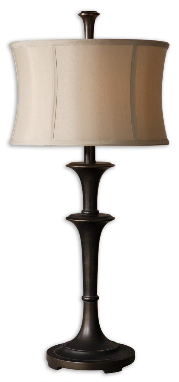 Uttermost Brazoria Oil Rubbed Bronze Table Lamp