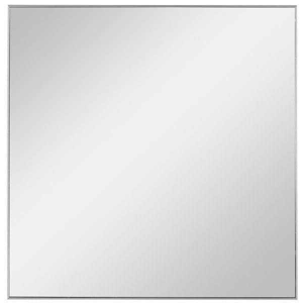 Uttermost Alexo Silver Square Mirror