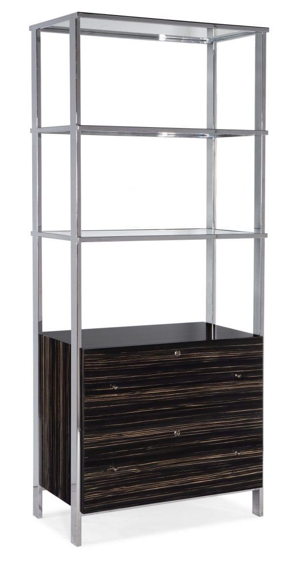Melange Ford Bookcase