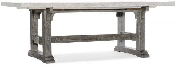 Beaumont Rectangular Dining Table Base