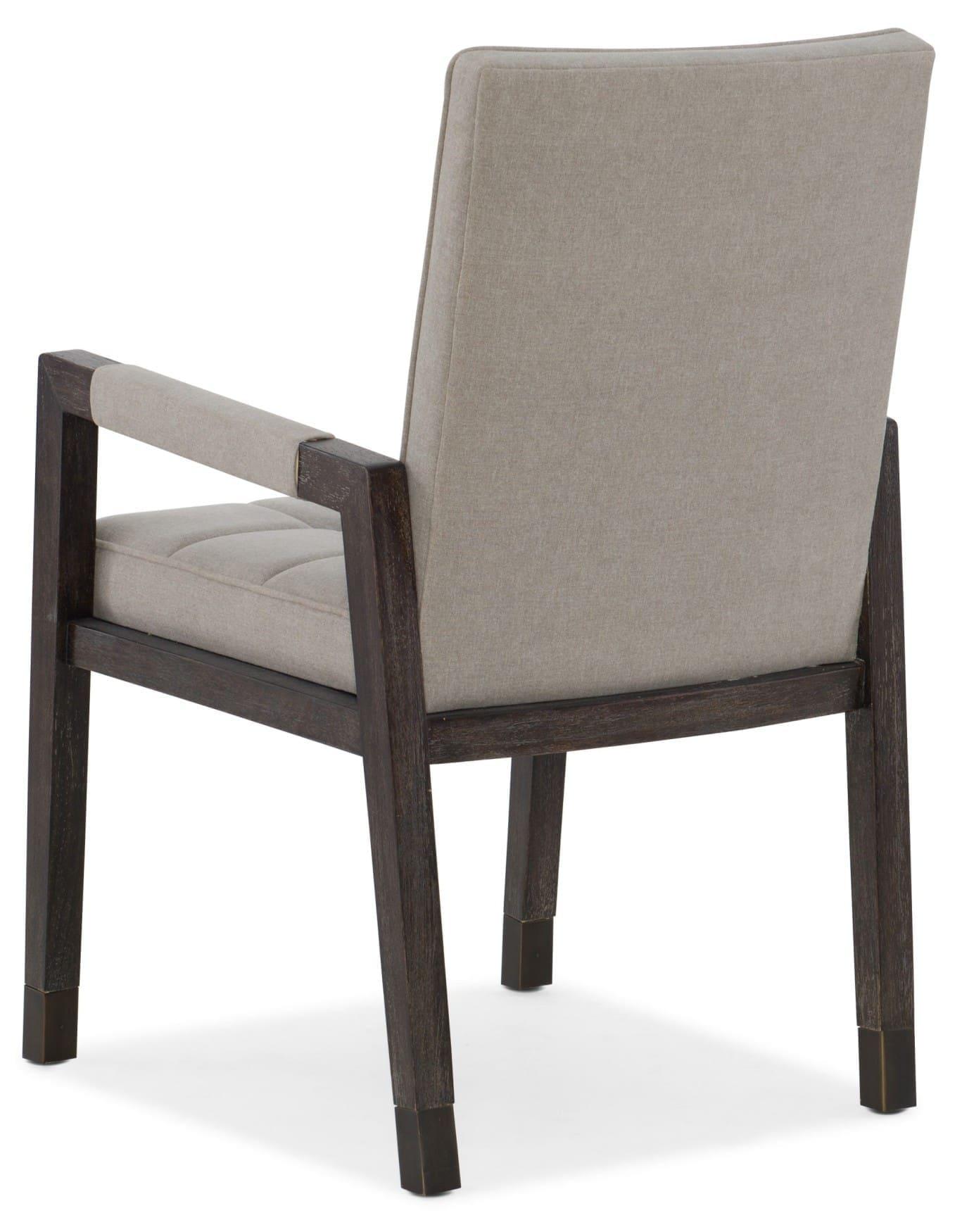 Miramar Aventura Cupertino Upholstered Arm Chair - 2 per carton/price ea