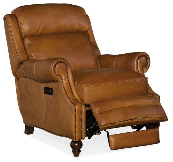 Fifer Power Recliner w/ Power Headrest