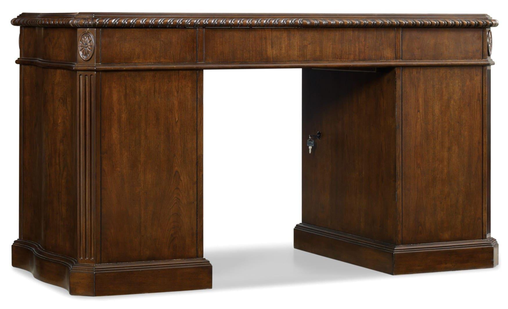 54'' Knee-hole Desk