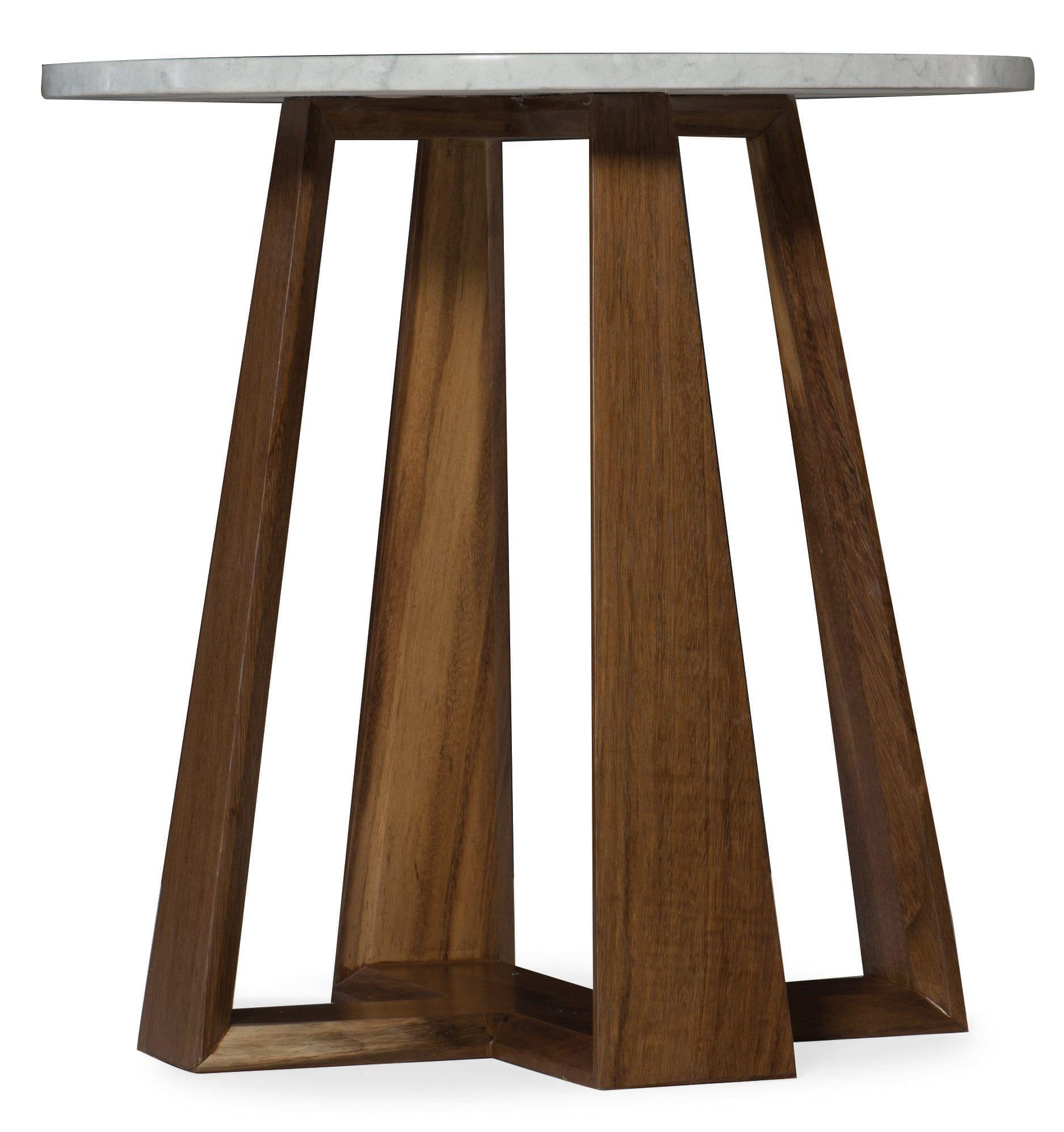 Melange Luca End Table