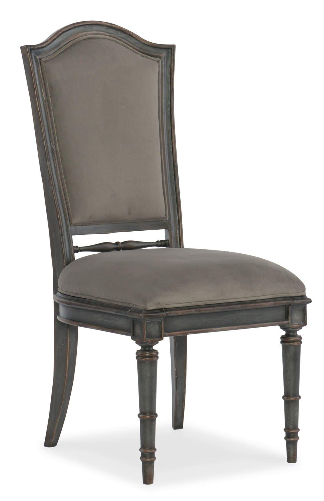 Arabella Upholstered Back Side Chair - 2 per carton/price ea