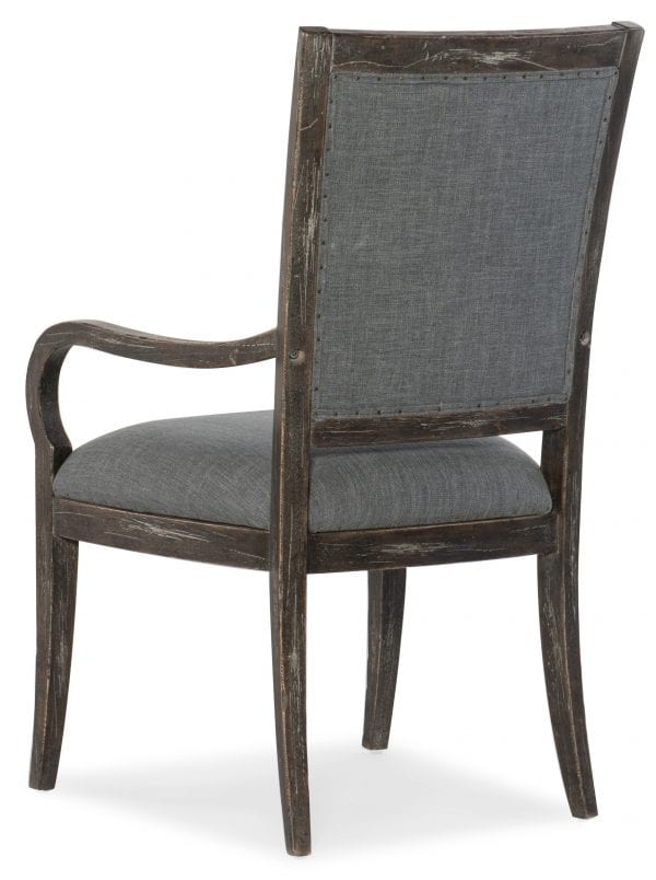 Beaumont Upholstered Arm Chair - 2 per carton/price ea