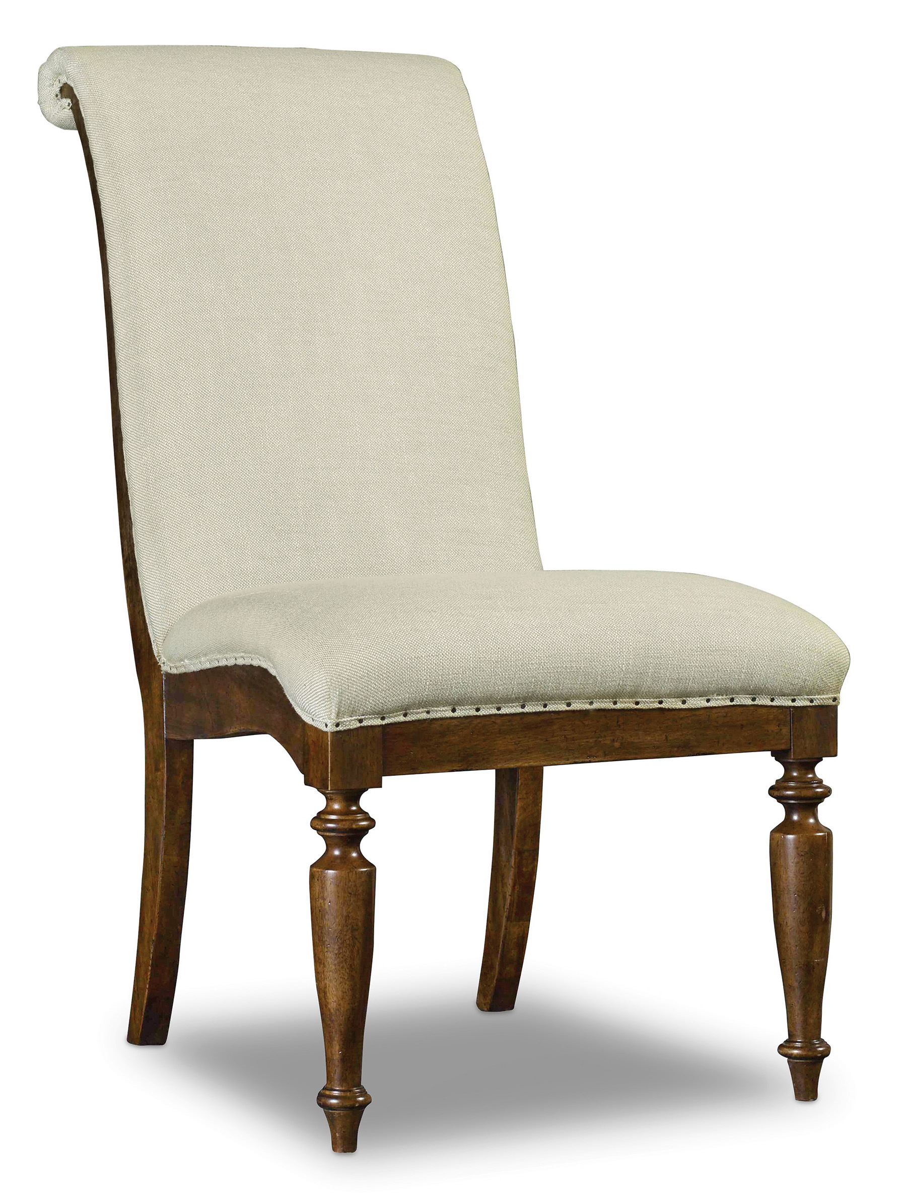 Archivist Upholstered Side Chair - 2 per carton/price ea
