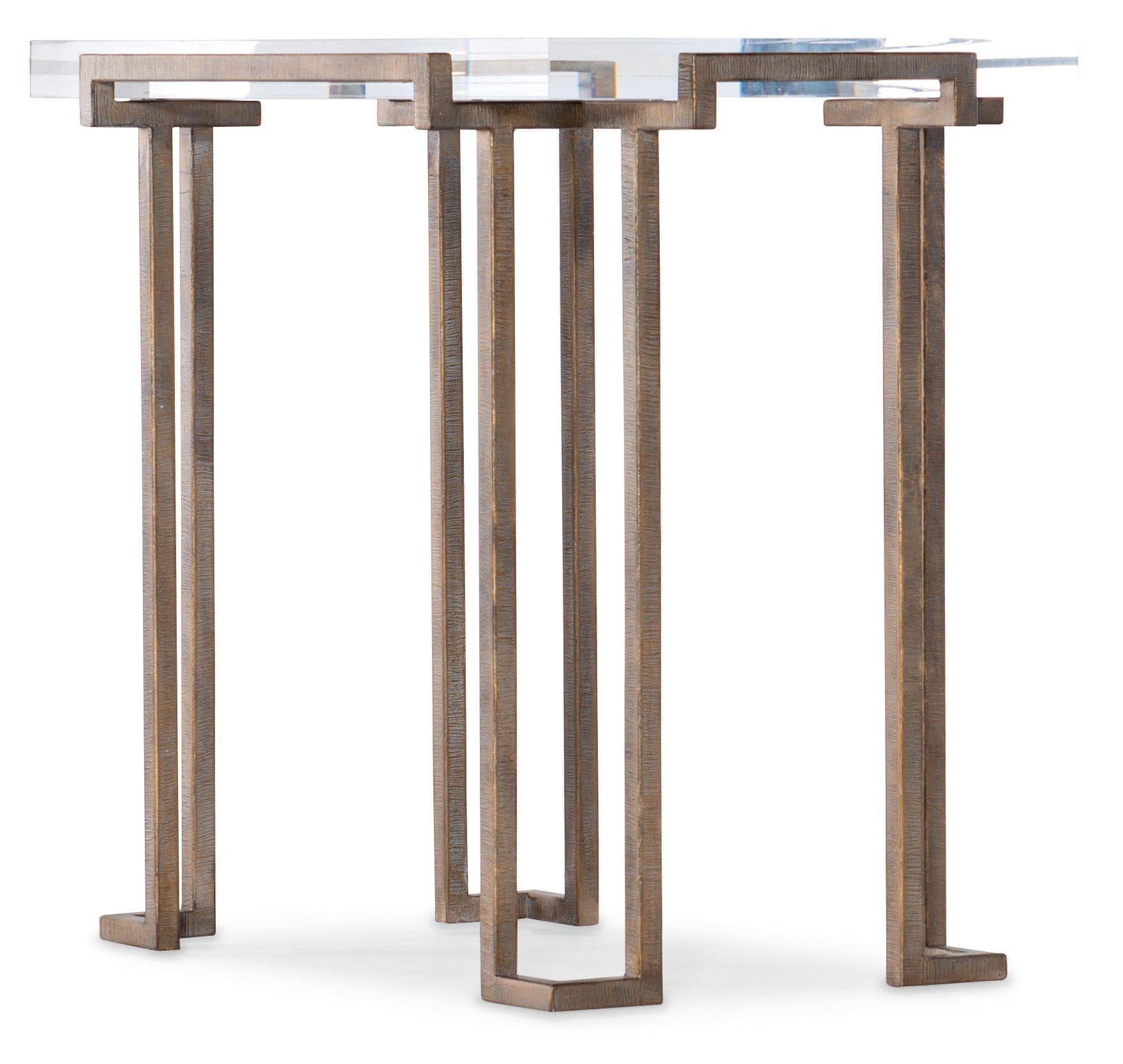 Melange Grove End Table