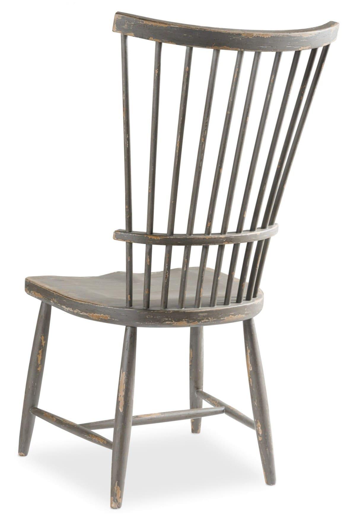 Alfresco Marzano Windsor Side Chair - 2 per carton/price ea