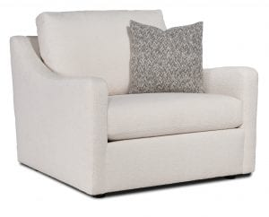 Dimitri Chair and Half
