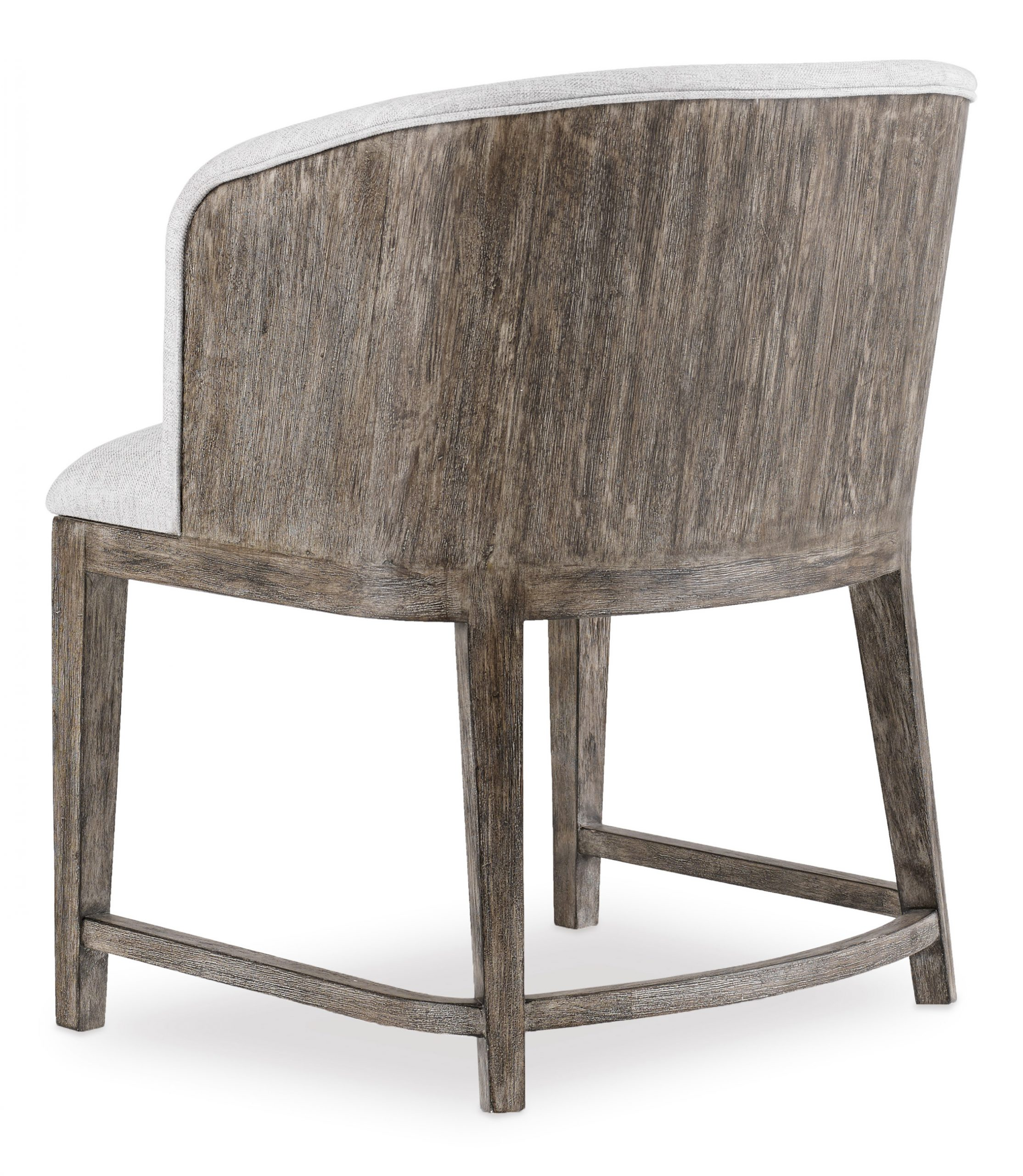 Curata Upholstered Chair w/wood back