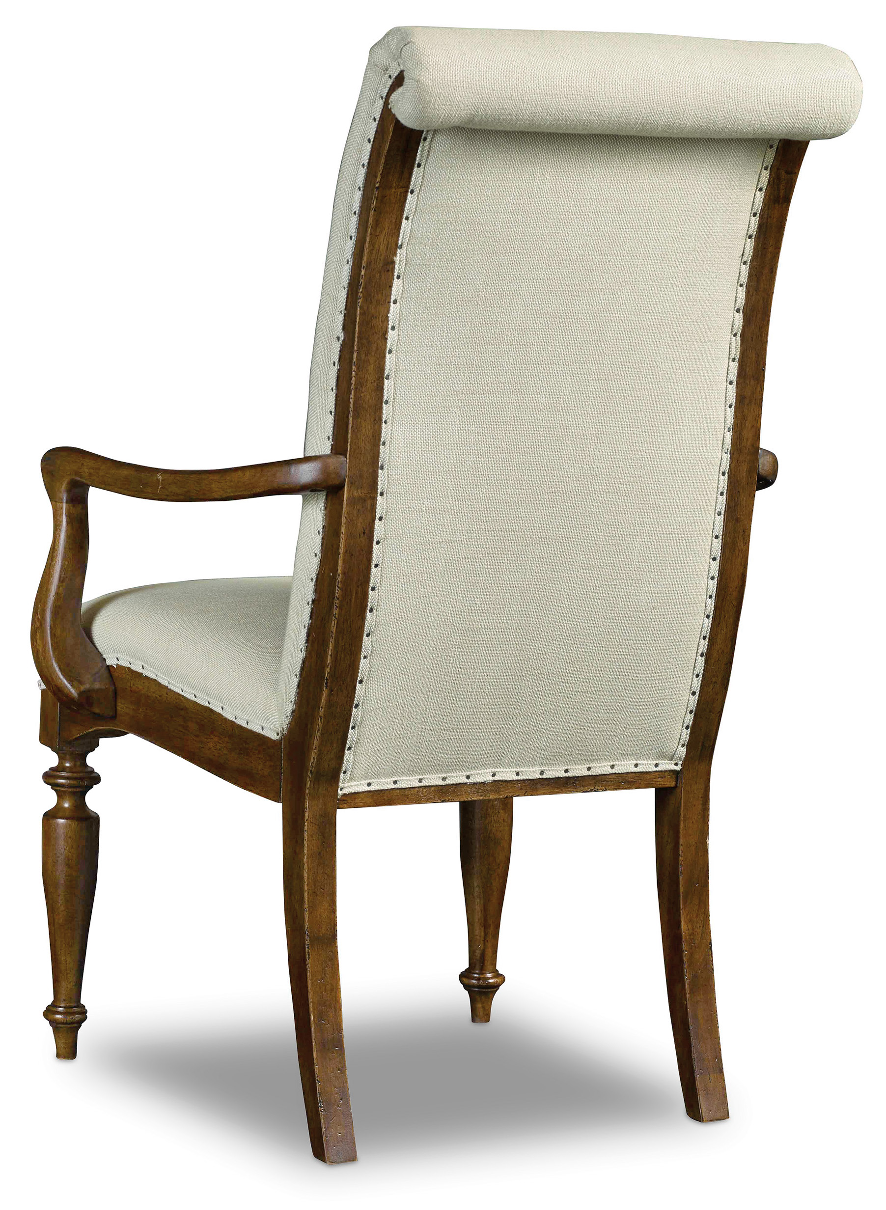 Archivist Upholstered Arm Chair - 2 per carton/price ea