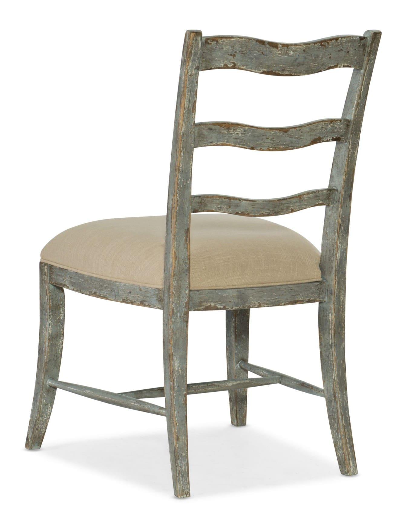 Alfresco La Riva Upholstered Seat Side Chair - 2 per carton/price ea