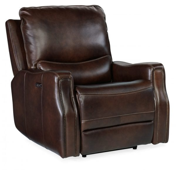 Gage Power Recliner with Power Headrest
