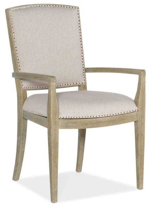 Surfrider Carved Back Arm Chair-2 per ctn/price ea