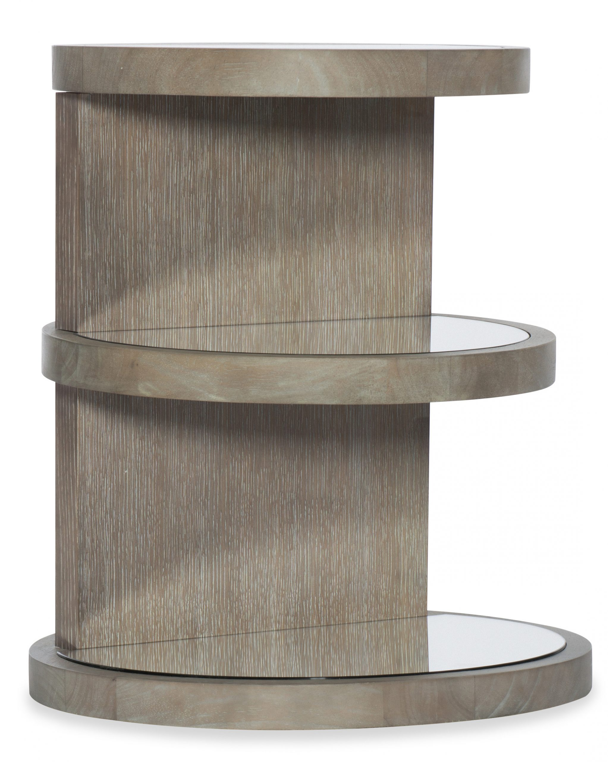 Affinity Round End Table