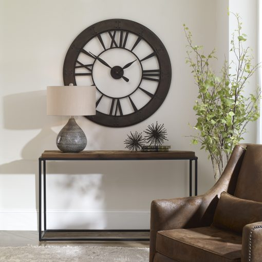 Uttermost Ronan Wall Clock