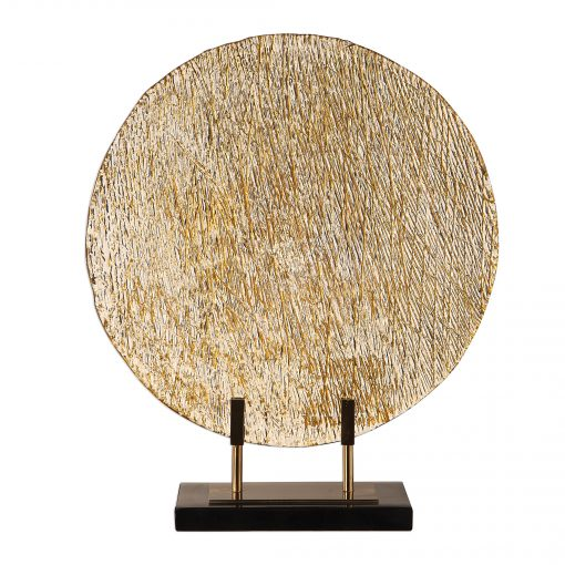 Uttermost Layan Art Glass Charger