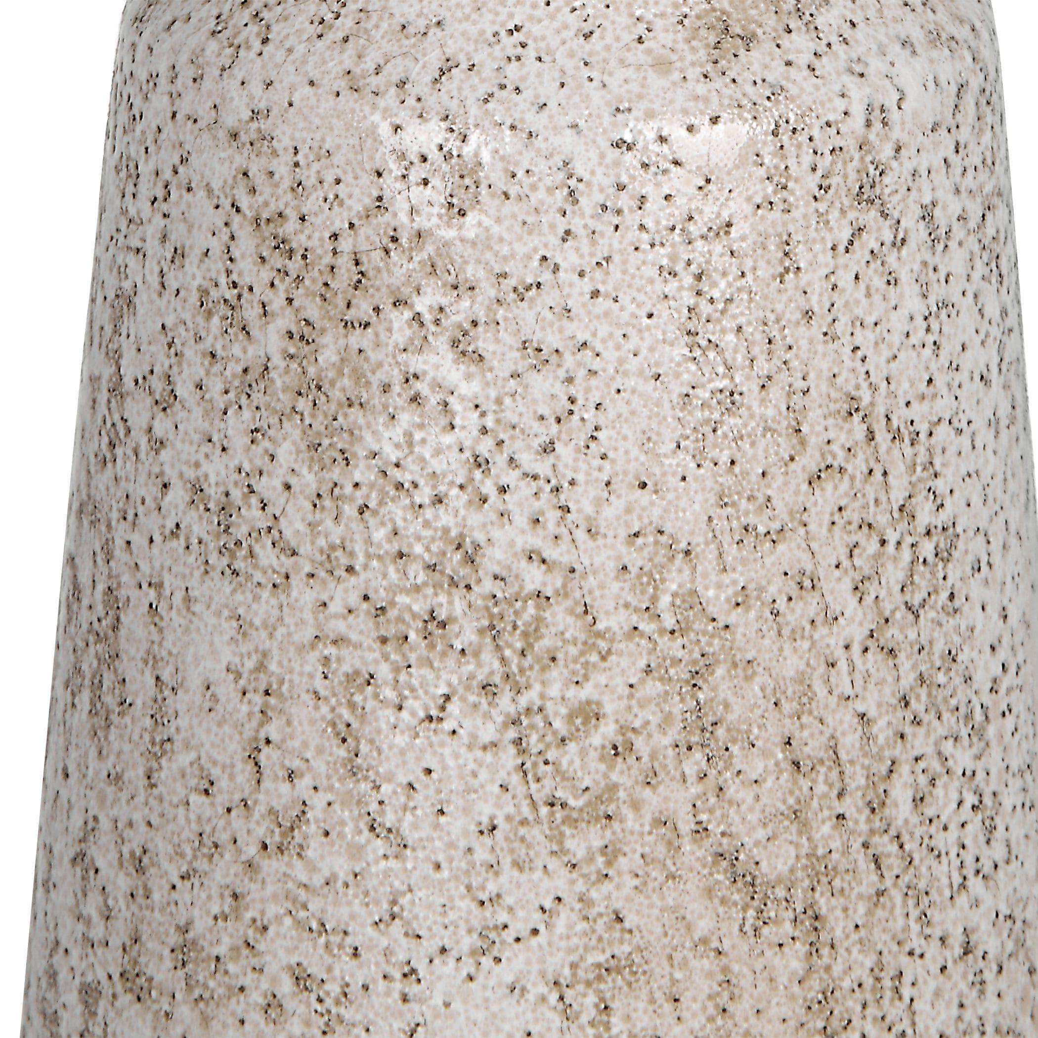 Uttermost Kyan Ceramic Candleholders, S/3