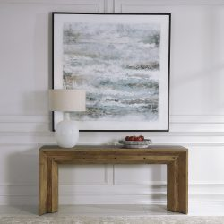 Uttermost Vail Reclaimed Wood Console Table