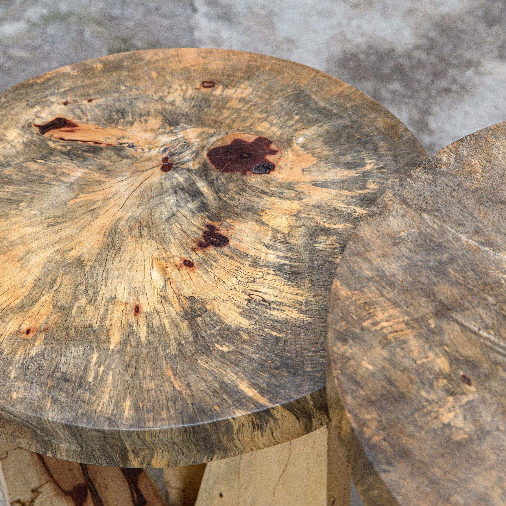 Uttermost Nadette Natural Nesting Tables, S/2