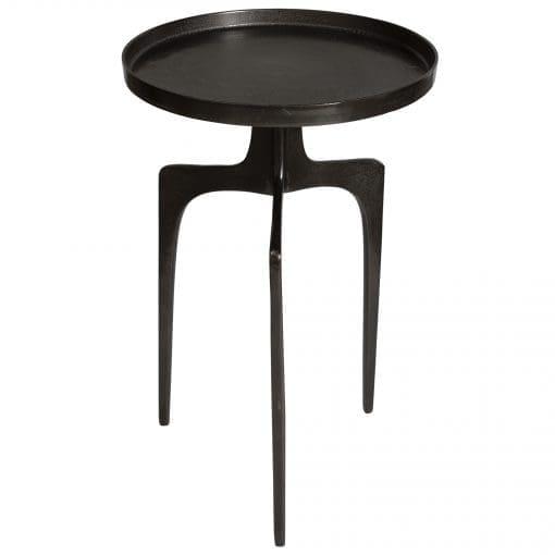 Uttermost Kenna Bronze Accent Table