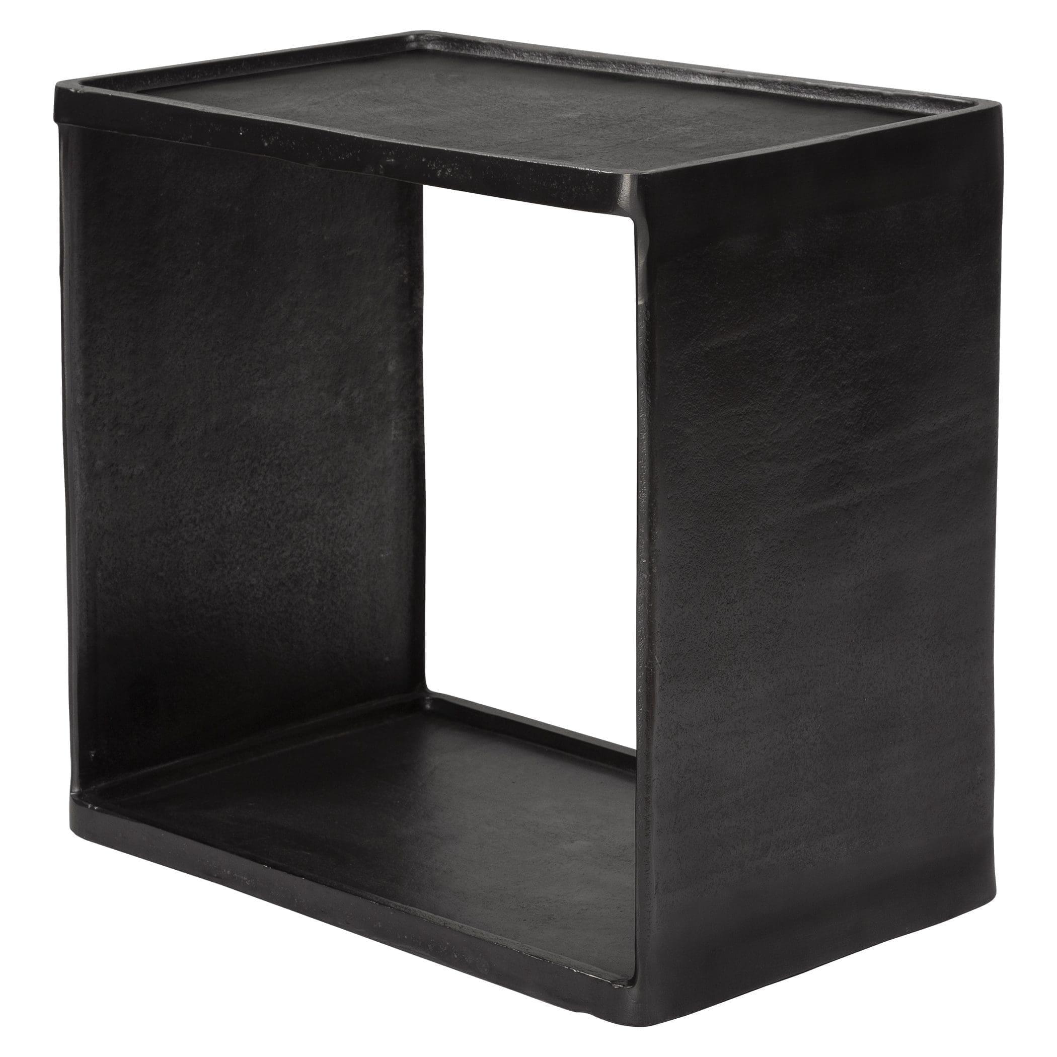 Uttermost Derwent Industrial Side Table