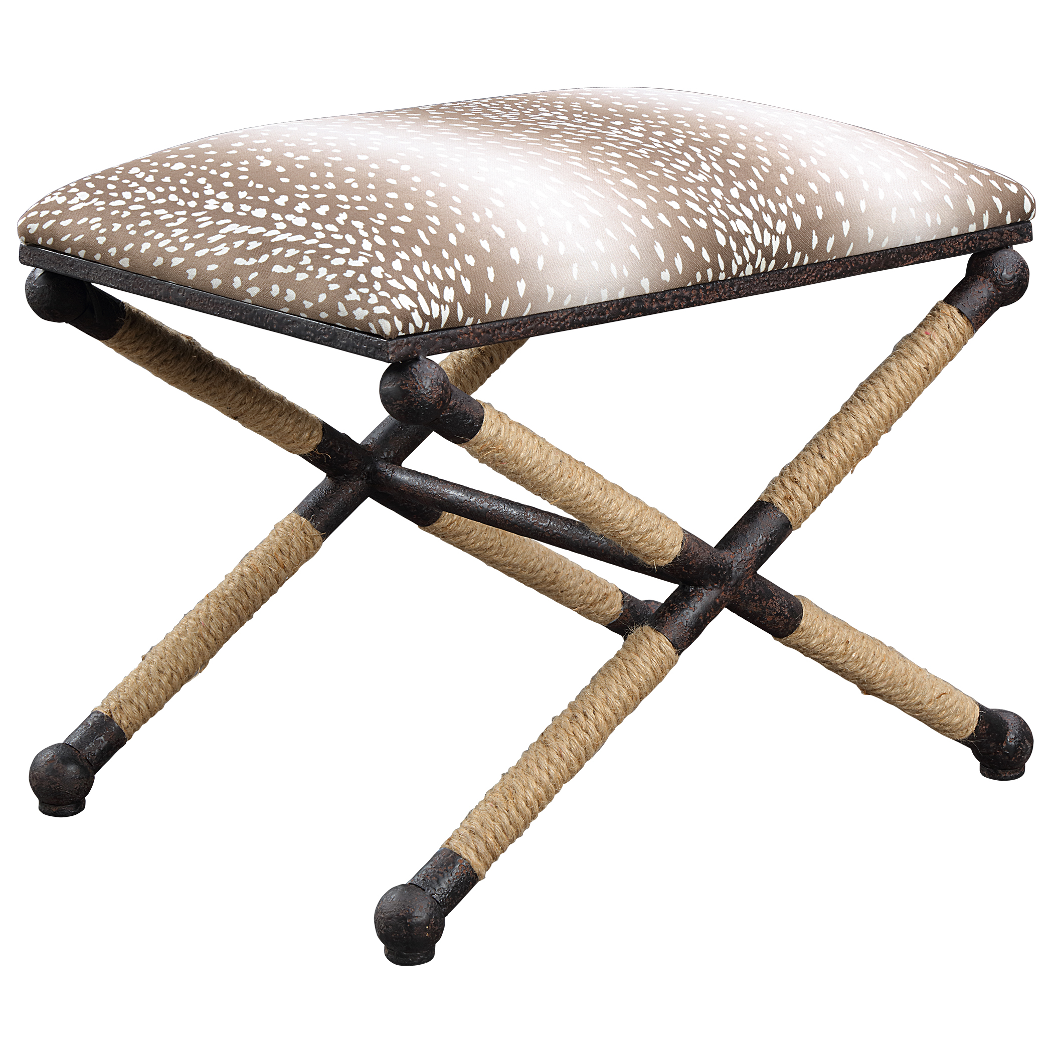 Uttermost Fawn Small Bench