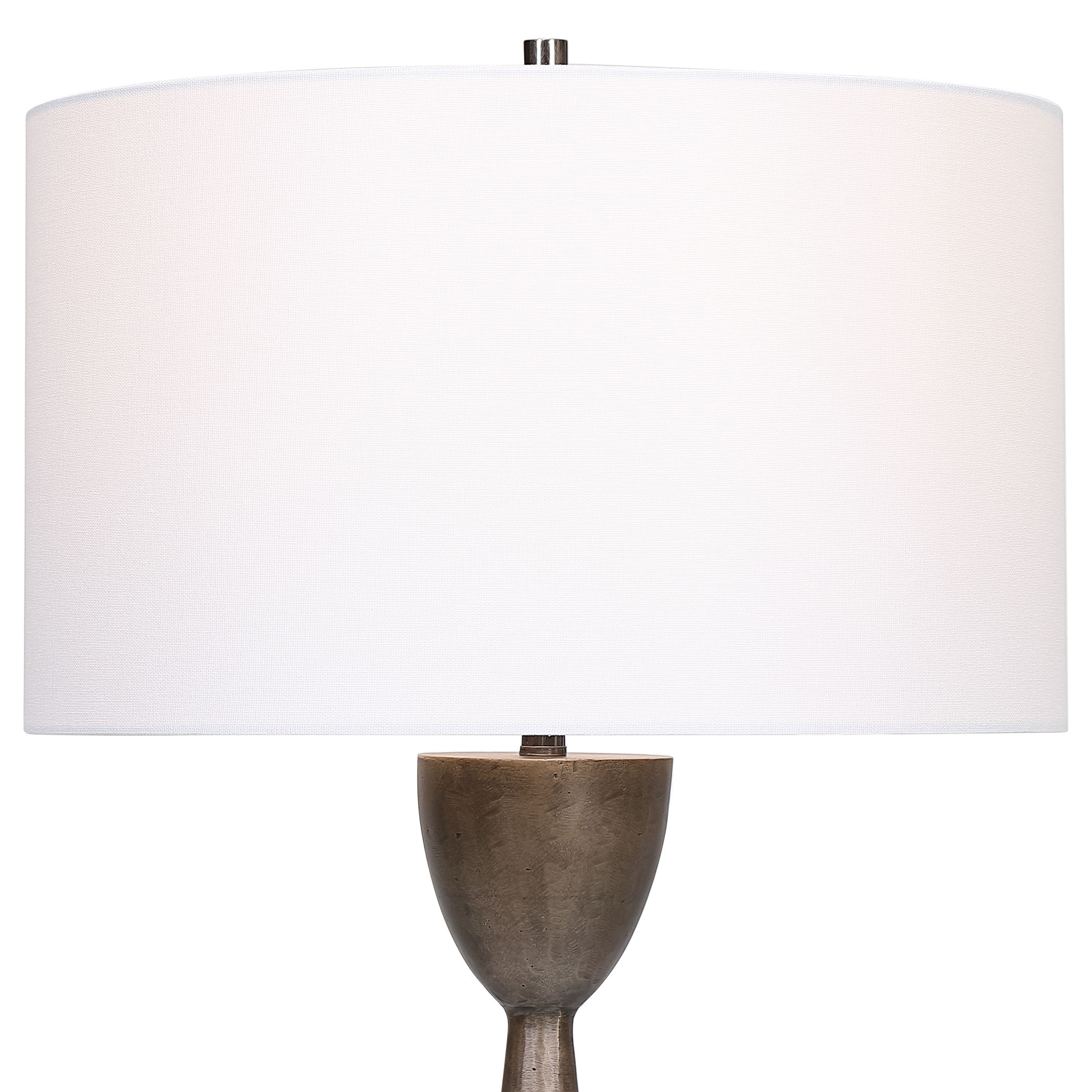 Uttermost Waller Handcrafted Cast Table Lamp