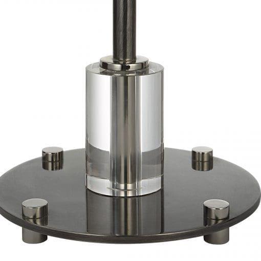 Uttermost Aurelia Steel Buffet Lamp