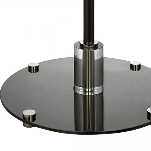 Uttermost Aurelia Steel Floor Lamp