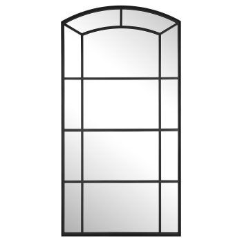 Uttermost Camber Oversized Arch Mirror