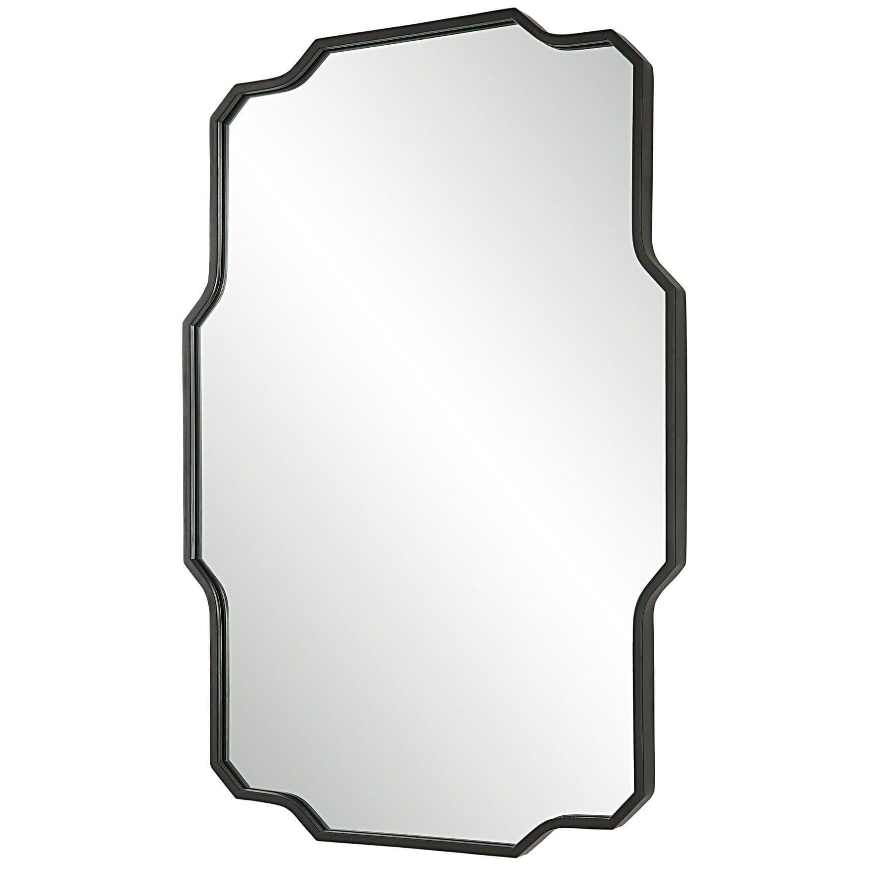 Uttermost Casmus Iron Wall Mirror