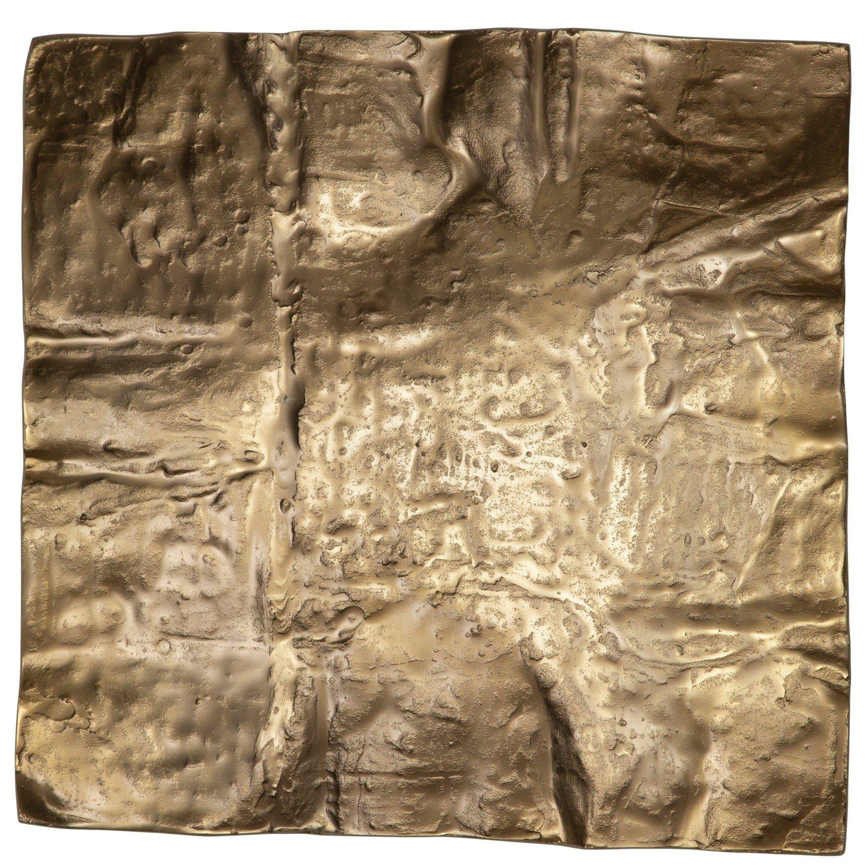 Uttermost Archive Brass Wall Decor