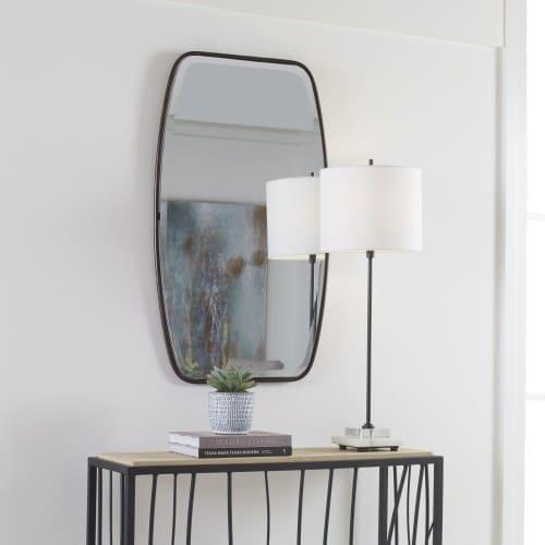 Uttermost Canillo Bronze Mirror