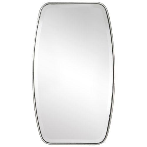 Uttermost Canillo Silver Mirror
