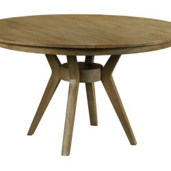 """54"""" ROUND DINING TABLE COMPLETE"""