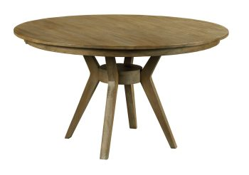 """44"""" ROUND DINING TABLE COMPLETE"""