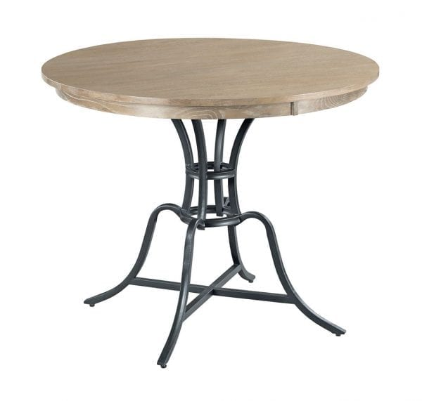 """54"""" ROUND COUNTER HEIGHT TABLE COMPLETE"""