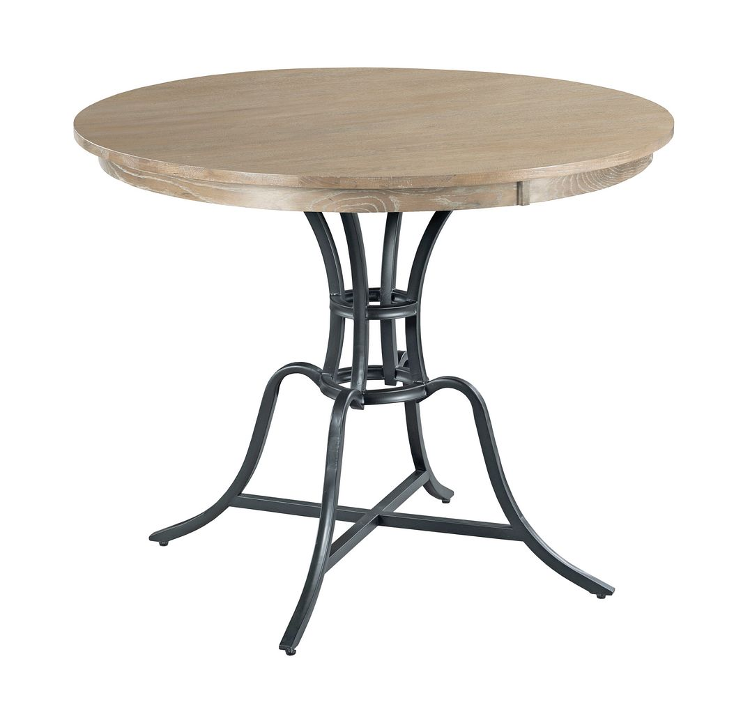 """44"""" ROUND COUNTER HEIGHT TABLE COMPLETE"""