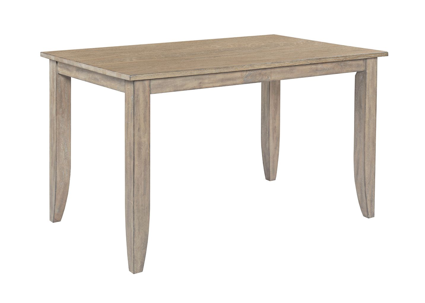 """60"""" COUNTER HEIGHT LEG TABLE"""