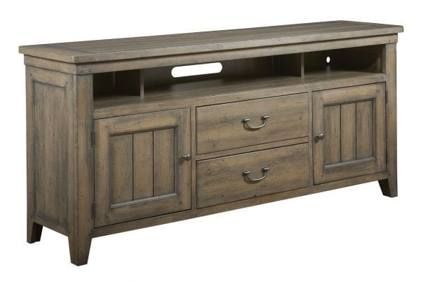 HUFF ENTERTAINMENT CONSOLE