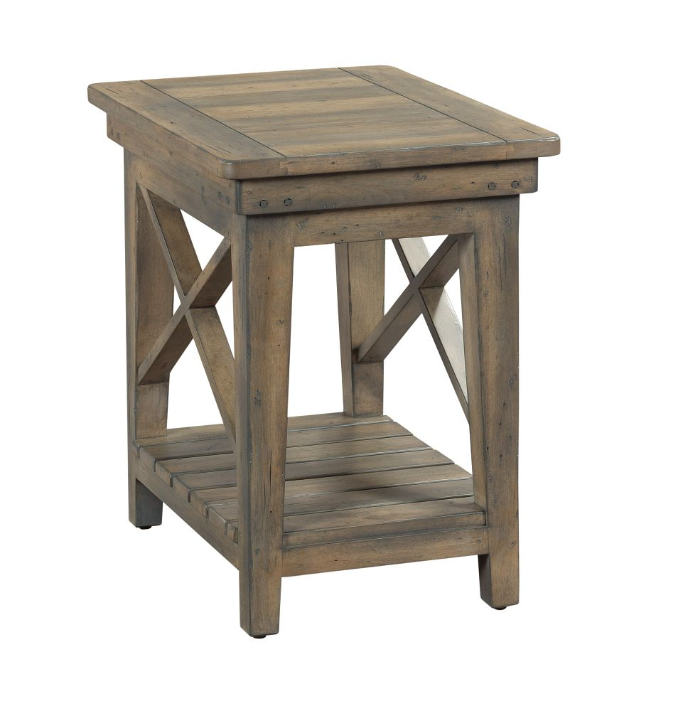 MELODY CHAIRSIDE TABLE