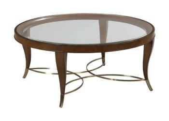 VANTAGE ROUND COFFEE TABLE